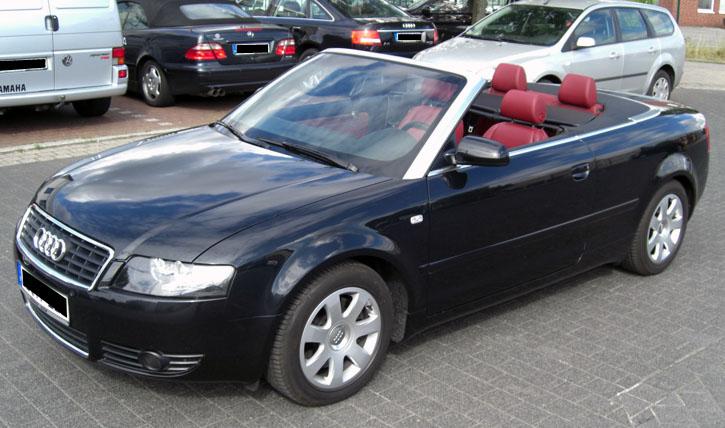 Autogas Einbau Umr 252 Stung In Bremen Audi A4 1 8t Cabrio