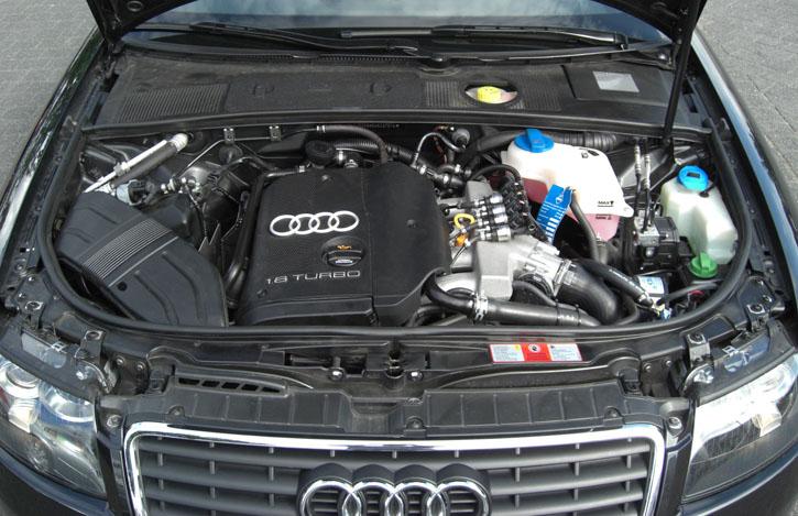 Autogas Einbauumrüstung In Bremen Audi A4 18t Cabrio Baujahr