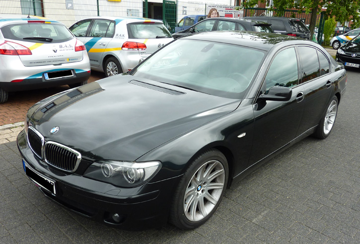 autogas einbau umr stung in bremen bmw 730i e65 gasanlage prins vsi. Black Bedroom Furniture Sets. Home Design Ideas