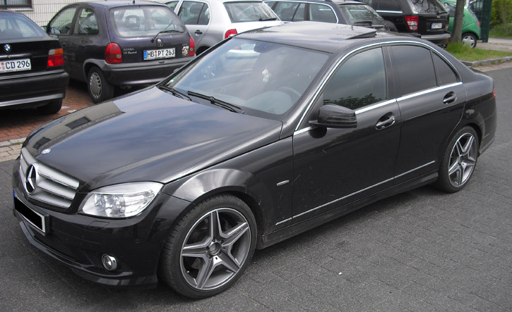 Mercedes C Klasse  Ps