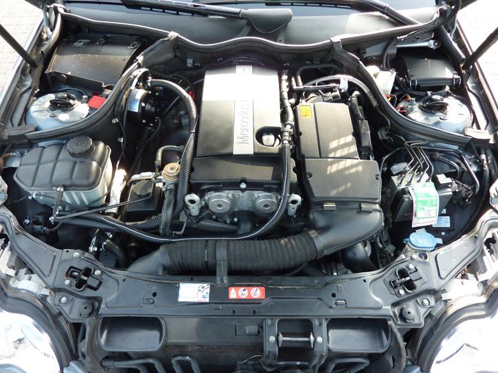 Mercedes C 200 Kompressor Technische Daten