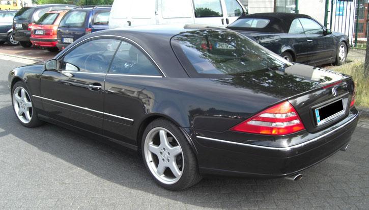 Mercedes Cl V