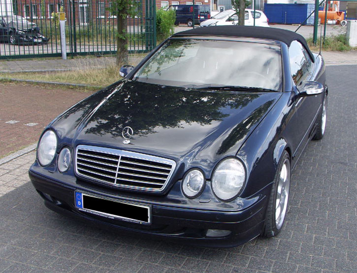 Mercedes-Benz CLK 230 Kompressor Elegance | Autostation Sussex ...