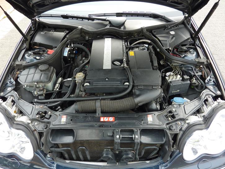 Engine Oil For Mercedes C Kompressor