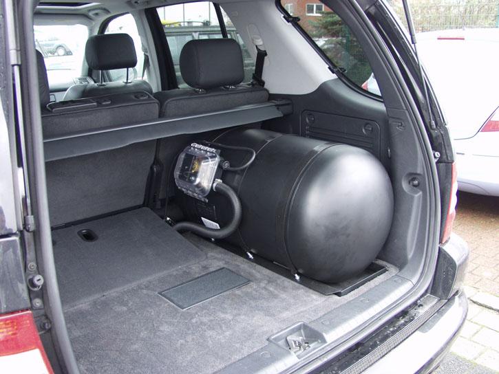 autogas einbau umr stung in bremen mercedes ml 55amg w163. Black Bedroom Furniture Sets. Home Design Ideas