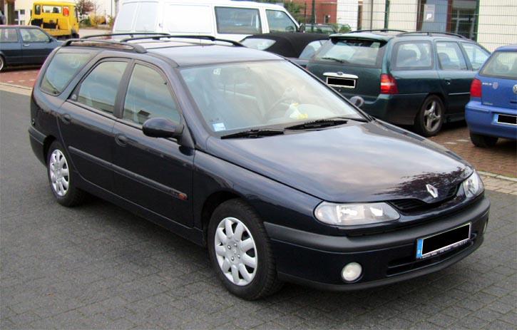 Autogas Einbau/Umrüstung in Bremen: Renault Laguna 1.6 ...