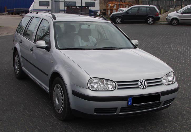Autogas Einbau/Umrüstung in Bremen: Volkswagen (VW) Golf 4 ...