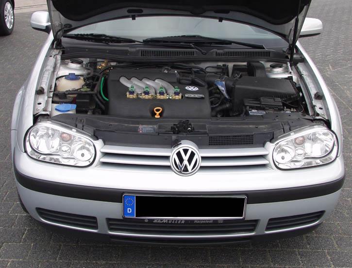 autogas einbau/umrüstung in bremen: volkswagen (vw) golf 4 variant